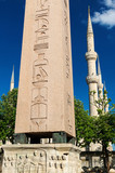 The Obelisk of Theodosius in Istanbul, Turkey