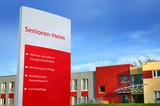 Seniorenheim Schild Altersheim