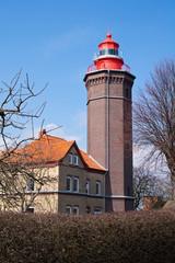Leuchtturm im Ostseebad Dahme, Deutschland