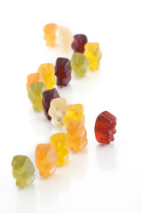 Gummy Bears - Dare to go out of the crowd