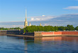 Peter and Paul Fortress.  St.-Petersburg. Russia