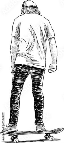 skateboarder 3