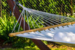 canvas print picture - Hammock