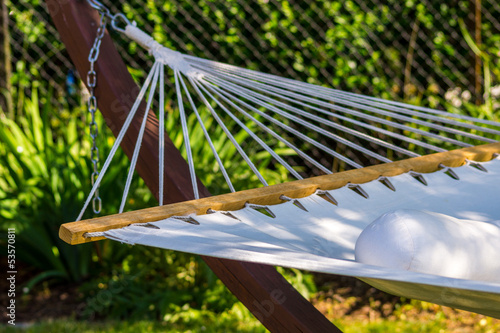 canvas print picture Hammock