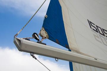Barca a vela - fiocco
