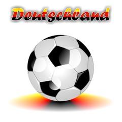 Deutschland Fussball Nation