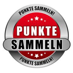 5 Star Button rot PUNKTE SAMMELN DTO DTO