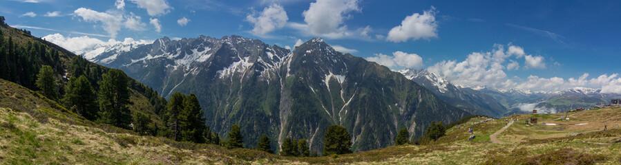 Panorama Zillertal
