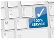 clavier 100% service