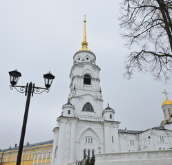 Assumption Cathedral in Vladimir, Russia