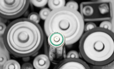 Green battery power