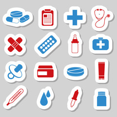 pharmacy stickers