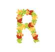 R als herbstbuchstabe