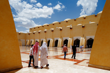 The Sheikh Muhammad Ibn Abdul Wahhab State Mosque of Qatar
