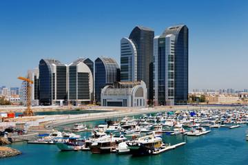 Al Bateen Marina, Abu Dhabi, UAE
