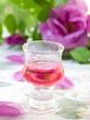 Rose liquor