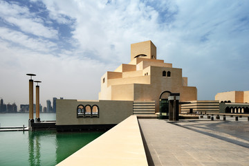 The Museum of Islamic Art in Qatar, Doha