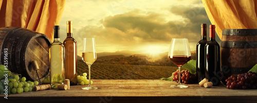Keuken foto achterwand Wijn Wine