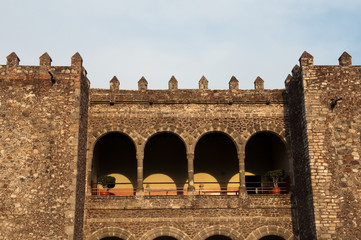 Palace of Cortes, Cuernavaca (Mexico)