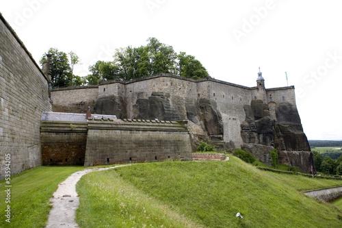 canvas print picture Festung Königstein