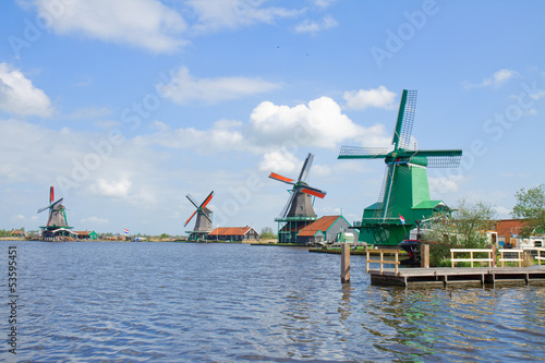 view of  Zaanse Schans
