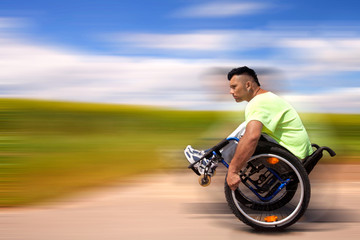 Bewegungsübungen im Rollstuhl