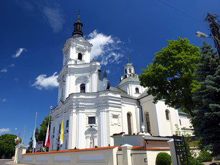 historic church of St Anne's, Basilica and Shrine of Our Lady of