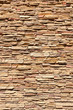 Abstract background of modern style brick wall