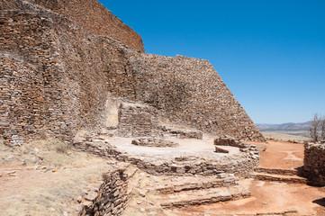 Yacimiento arqueológico de La Quemada, Zacatecas (México)