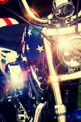 USA motorcycle