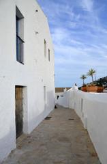 Callejuela de Ibiza