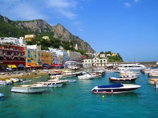 Ile de Capri, Italie, Europe