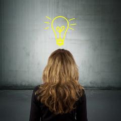 idea y creatividad