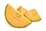 Cantaloupe Melon pieces