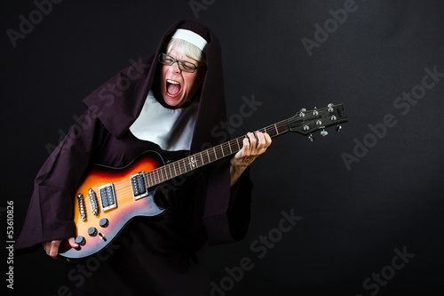 rock and roll nun