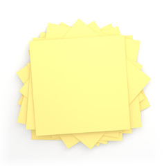 Pile Of Post-it