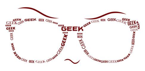 Geek Specs - Red
