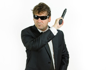 agente secreto 7