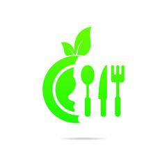 kitchen set healthy food