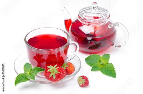 чаи и напитки для похудения