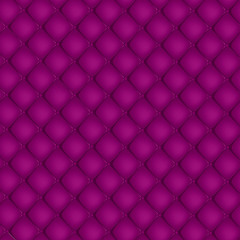 Violet quilted background