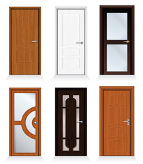 Classic Interior and Front Doors