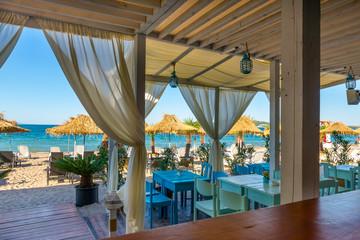 Beach Summer restaurant