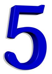 Mavi 5 tasarımı