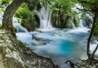 Waterfalls Plitvice