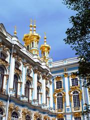 palais de Catherine Tsarskoïe Selo 2