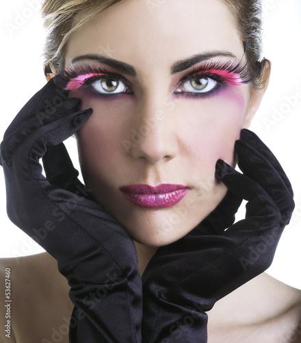 Fototapeten,schönheit,makeup,makeup,gestalten