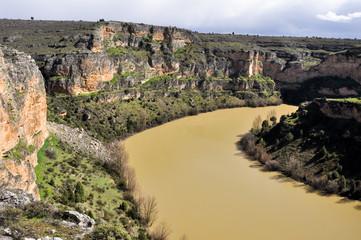 Hoces del río Duratón, Sepúlveda, Segovia (España)