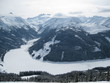 Alpen, Skifahren, Österreich