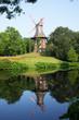 canvas print picture - Mühle in der Hansestadt Bremen, Deutschland